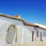 street of Serpa village,Portugal
